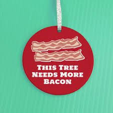 tis the sizzle ornament the cure for a coniferous tree in need of