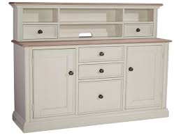 credenza design signature design by sarvanny two tone large credenza with