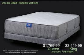 two sided shifman mattress wonderful 2 sided mattress