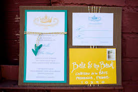 Beauty And The Beast Wedding Invitations Beauty And The Beast Inspiration Shoot By Sarah Kathleen