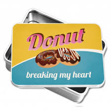 Personalized Donut Boxes Gift Packaging Design3000 Com