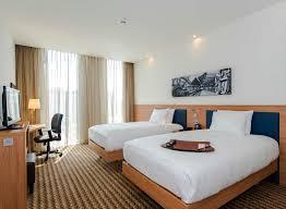 chambre d h es amsterdam hôtel hton by amsterdam arena boulevard