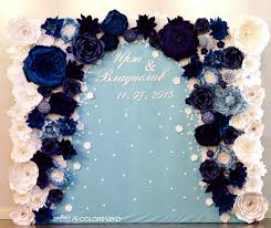 wedding backdrop size paper flower backdrop by colorevent size 250 x 300 фотозона из