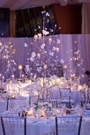 Winter Wonderland Centerpieces by Van Vliet And Trap Event Design U0026 Wedding Design Floral