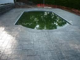Stamped Concrete Backyard Ideas by 81 Best Outdoor Images On Pinterest Backyard Ideas Stamped