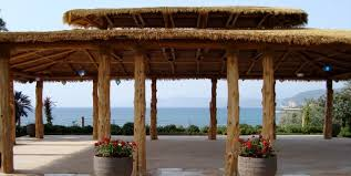 How To Build A Tiki Hut Roof How To Build A Tiki Hut Roof Flat Roof Pictures