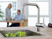 grohe minta kitchen faucet kitchen faucets by grohe