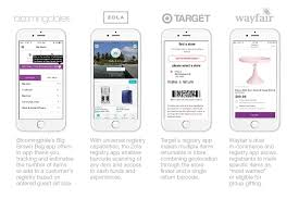 wedding registry apps wedding registry startups challenge retailers the daily l2