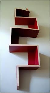 simple corner bookshelf plans zigzag bookshelves etrick white zig