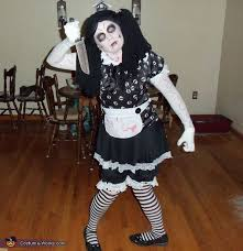 Scary Doll Halloween Costume Collection Dead Doll Halloween Costume Ideas Pictures 20