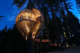 Tree Houses Around The World 10 More Unbelievable Tree Houses From Around The Globe U2013 Cottage Life