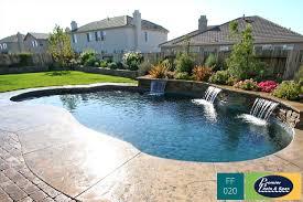 freeform swimming pools premier pools u0026 spas