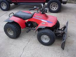 trx 125 honda 1985 owner manual quad bike u2022 6 99 picclick uk
