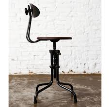 Adjustable Height Desk by Brexton Adjustable Height Cast Iron Industrial Desk Dining Stool