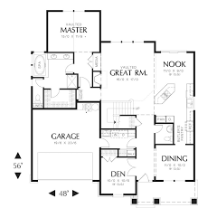 floor plans for craftsman style homes 239 best bungalows 1400 sq images on house