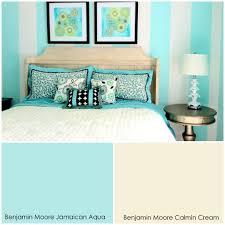 Cream And Teal Bedroom Bedrooms Girls Bedroom Pale Aqua Teal Walls Coral Garden Stool