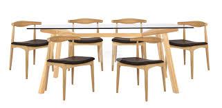 replica sean dix forte table u0026 hans wegner elbow chair furniture