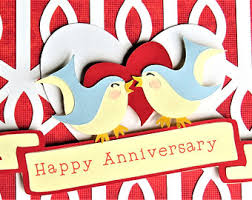 Greeting For Wedding Card 1st Anniversary Card Etsy