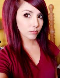 red highlights hair color hair highlights intense red hair dye