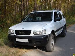opel frontera used 1999 opel frontera photos