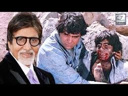 biography of movie coolie amitabh bachchan s coolie accident side effects puneet issar