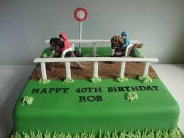 horse racing cake celebration cakes cakeology