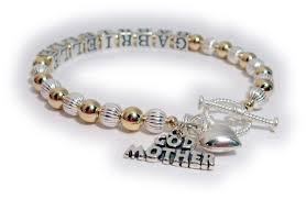 godmother bracelet god bracelets godmother gift ideas gold or sterling silver