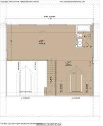 bad eyes camp plan details natural element homes