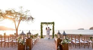 costa rica destination wedding cover story costa rica destination weddings paradise wedding