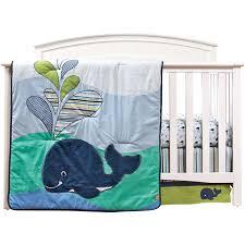 Pottery Barn Madras Crib Bedding by Amazon Com Trend Lab Anchors Away 3 Piece Crib Bedding Set Baby