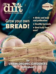 Urban Gardening Magazine Issue 36 The Dirt On Organic Gardening Pdf Download The Dirt