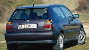 coches para el recuerdo vw golf vr6 prueba original coches