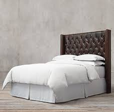 Tufted Leather Headboard 17 Best Leather Headboards Images On Pinterest Leather Headboard