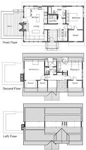 Big Houses Floor Plans 95 Best Planos Images On Pinterest Small Houses Architecture
