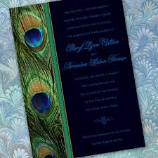 Wedding Invitations Free Samples 25 Peacock Wedding Invitation Templates U2013 Free Sample Example