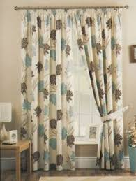 Brown Floral Curtains Indigo And White Indigo Is The New Black Pinterest