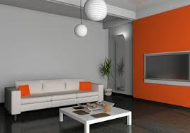 orange livingroom green and orange living room ideas photos with gray and orange