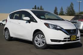 grey nissan versa hatchback new 2017 nissan versa note sv hatchback in roseville n44687