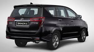 Daihatsu Sigra Trunk Lid Cover Chrome toyota all new innova luxury rbadesignstudio