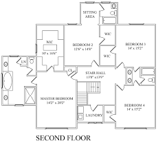 colonial open floor plan 100 center hall colonial floor plan steeplechase at