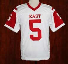 Friday Night Lights Vince Friday Night Lights Jersey Vince Howard 5 East Dillon Lions Sewn