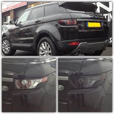 blacked out tail lights legal mr tint window tinting in glasgow