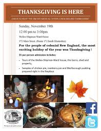thanksgiving is here courant community