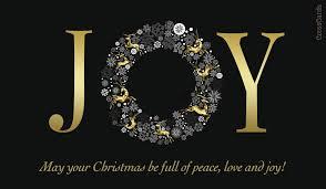 christmas joy ecard free christmas cards online