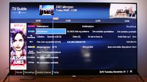 tv guide for android philips smart tvs will start showing targeted ads in europe