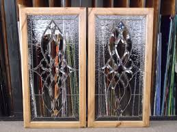 Stained Glass Door Panels by Services Kachina Stained Glass