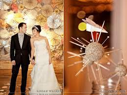 new years back drop new years wedding flowers at the tasting room in salt lake