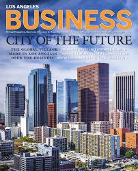 Map Of Los Angeles And Surrounding Areas by La Business Magazine 2016 By Chamber Marketing Partners Inc Issuu