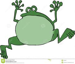 jumping frog royalty free stock images image 499589