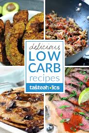 low carb recipes delicious keto recipes you u0027ll love